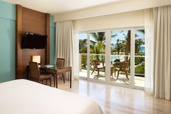 Süit, 1 En Büyük (king) Boy Yatak, Balkon, Plaj Manzaralı