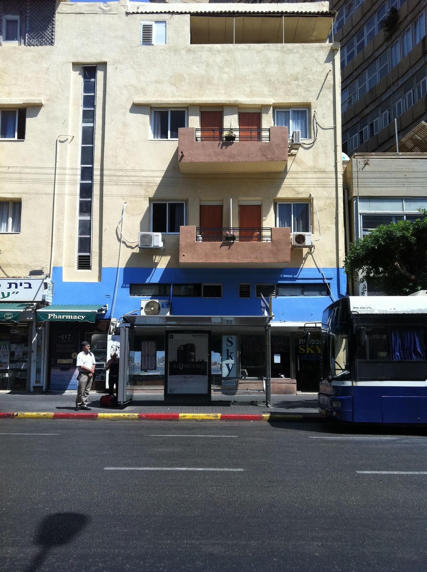 Sky Hostel,