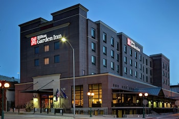 林肯市中心/乾草市場希爾頓花園飯店 Hilton Garden Inn Lincoln Downtown/Haymarket
