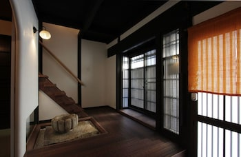 ANZU-AN MACHIYA RESIDENCE INN Interior Entrance