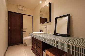 ANZU-AN MACHIYA RESIDENCE INN Bathroom