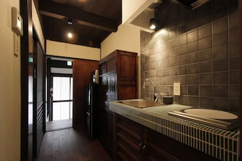 ANZU-AN MACHIYA RESIDENCE INN Private Kitchenette