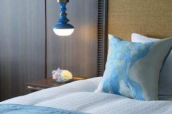ラグジュアリー ツインルーム [ツインベッド2台] 禁煙 - レイクビュー (33平米)|琵琶湖ホテル
