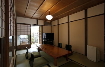 HATOBA-AN MACHIYA RESIDENCE INN Living Area