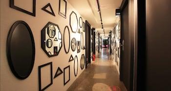 Hotel Yaja Suwon Ingye - Hallway  - #0