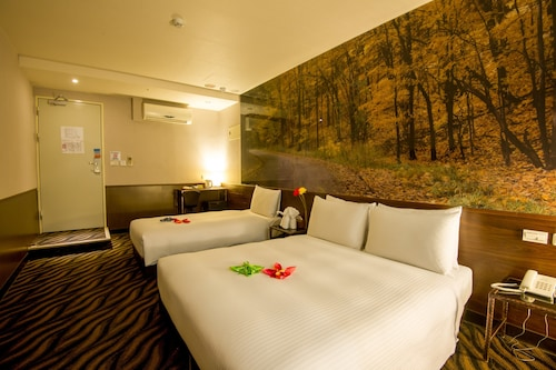 Ecfa Hotel Wannien, Taipei