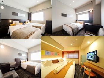お部屋タイプおまかせ(2名利用)|18㎡|広島ワシントンホテル
