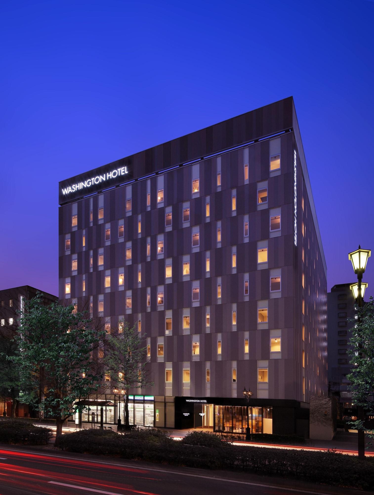 Sendai Washington Hotel, Sendai