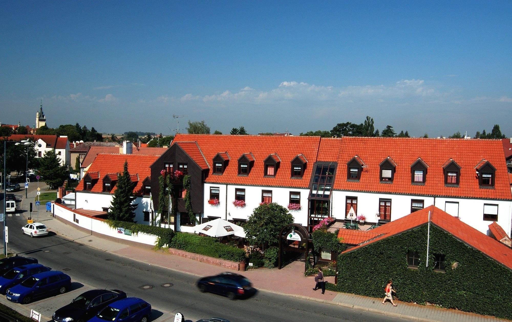 Park Hotel Pruhonice, Praha - západ