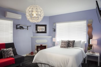 Suite, 1 Queen Bed with Sofa bed, Non Smoking, Kitchen