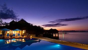 Huma Island Resort & Spa Coron Outdoor Pool