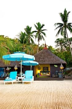 Huma Island Resort & Spa Coron Terrace/Patio