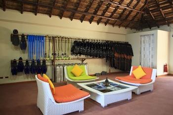 Huma Island Resort & Spa Coron Property Amenity