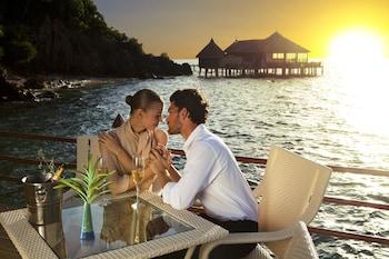 Huma Island Resort & Spa Coron Outdoor Dining