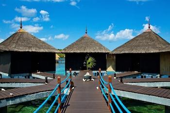 Huma Island Resort & Spa Coron Treatment Room