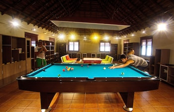 Huma Island Resort & Spa Coron Billiards