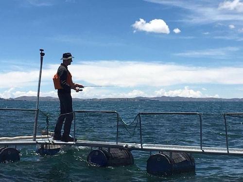 Yacht Lago Titicaca, Puno