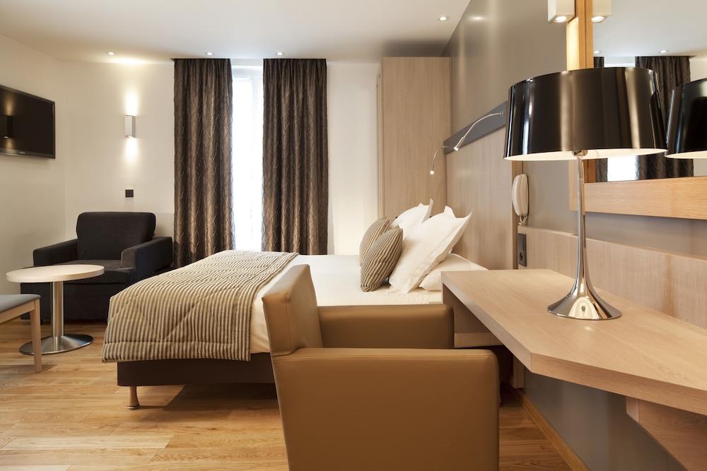 파리 호텔 추천 호텔 투리스메 에비뉴 객실 내부