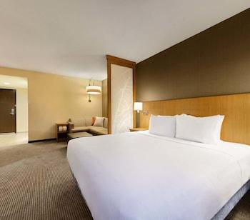 Deluxe Room, 1 King Bed (High Floor)