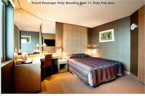 . Incheon Airport Transit Hotel (Terminal 1)