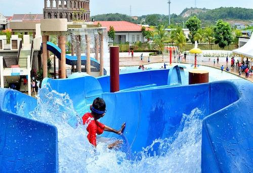 Bayou Lagoon Park Resort, Kota Melaka