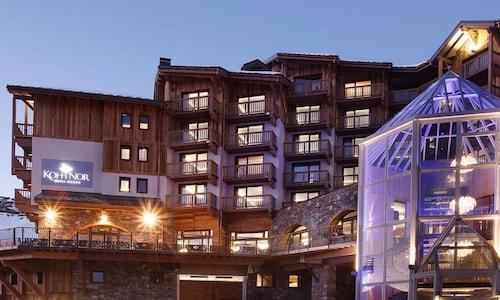 . Hotel Koh-I Nor