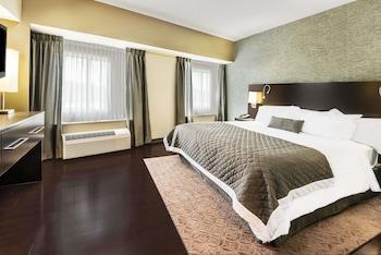 Room, 1 King Bed, Non Smoking, Corner