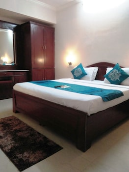 Basic Double Room, 1 Bedroom, Private Bathroom, Ground Floor