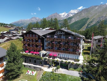 Hotel - Swiss Family Hotel Alphubel