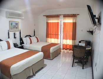 Executive Room, 2 Double Bed, Non Smoking
