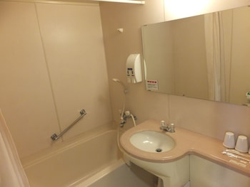 HOTEL 1-2-3 KOBE Bathroom