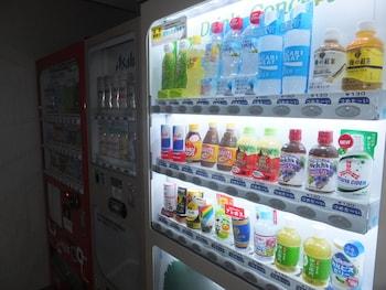 HOTEL 1-2-3 KOBE Vending Machine