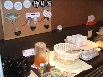 HOTEL 1-2-3 KOBE Dining