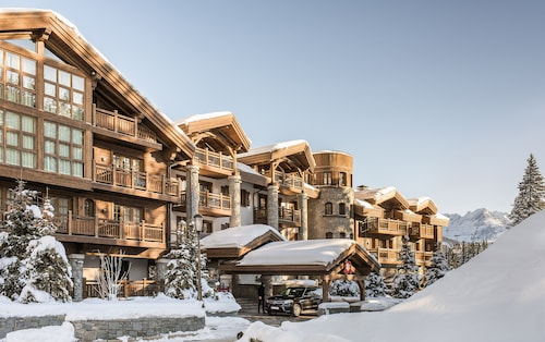 . L'Apogée Courchevel - an Oetker Collection Hotel