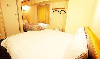 ダブル ルーム 禁煙|ホテルプライム富山