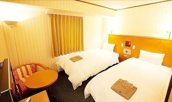 ツインルーム 禁煙 ホテルプライム富山