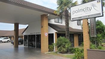棕櫚城汽車旅館