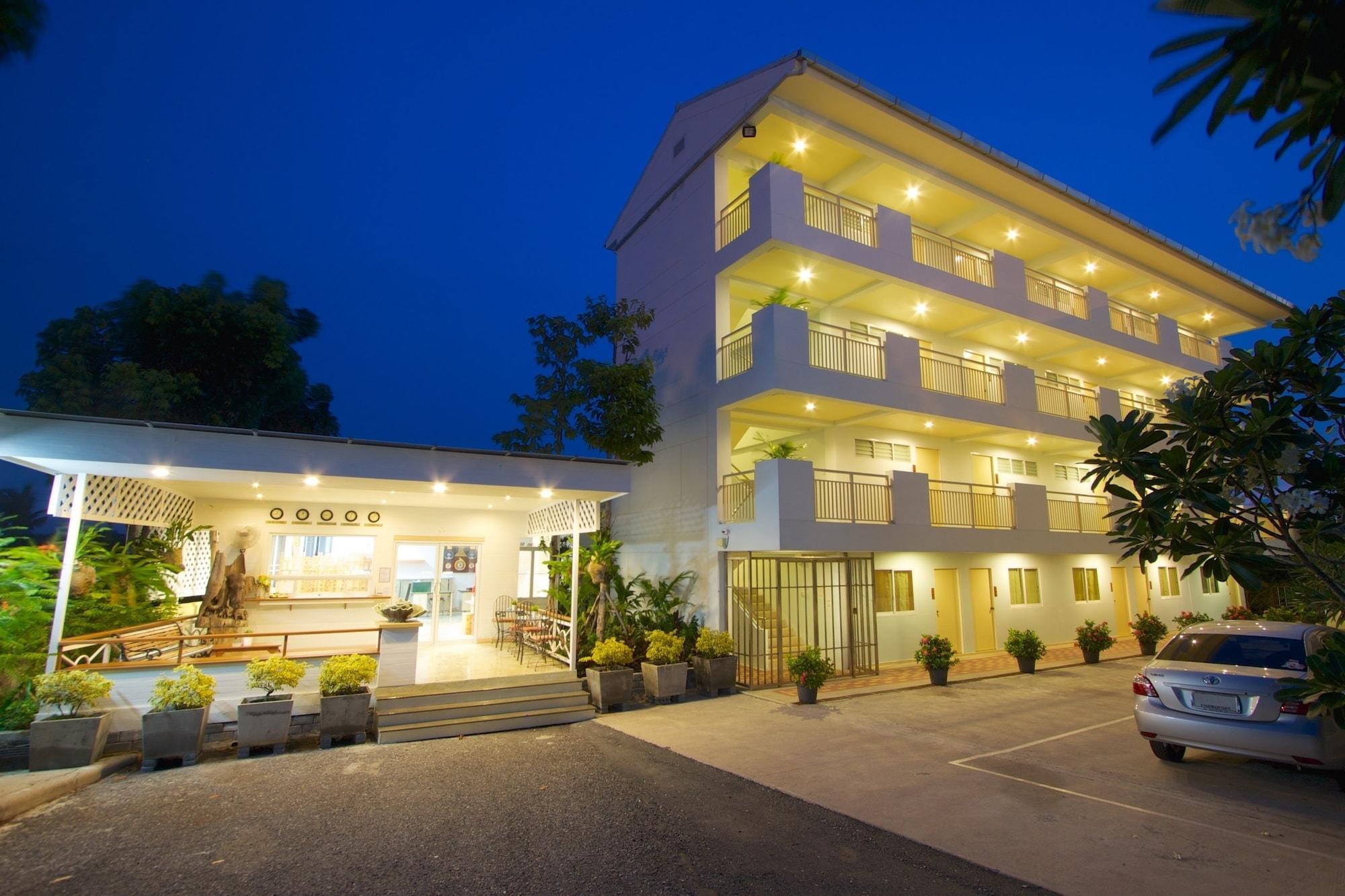 Charn Residence, Pattaya
