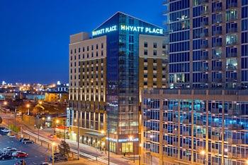 納什維爾市中心君悅飯店 Hyatt Place Nashville Downtown