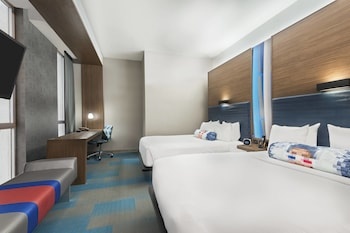 aloft, Room, 2 Queen Beds, Non Smoking