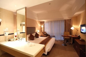Shanghai Jing Yue Hotel International Aviation - Guestroom  - #0