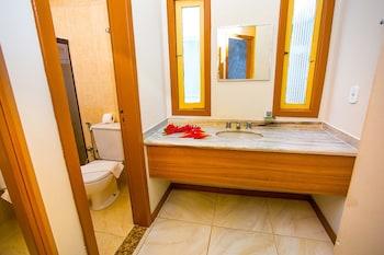 Girassol Hotel - Bathroom  - #0