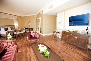 King Suite, 3 Bedrooms