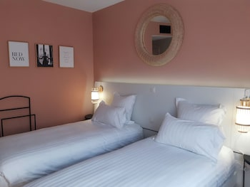 Comfort İki Ayrı Yataklı Oda, 2 Tek Kişilik Yatak