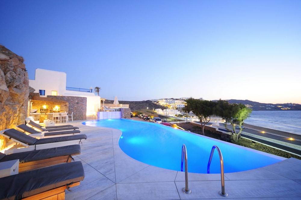 Mykonos Beach Hotel, Featured Image