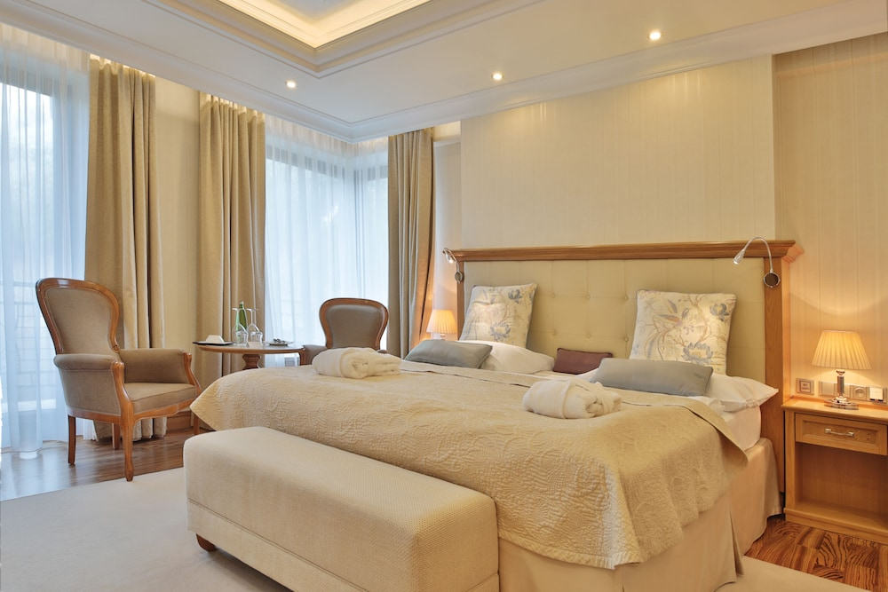 Superior Double Room, Balcony, River View
