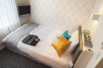 シングルルーム 喫煙可|福山オリエンタルホテル