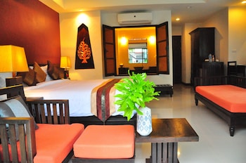 Grand Double or Twin Room (Deluxe)