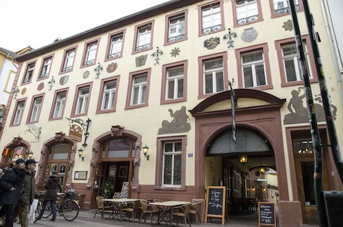 Hotel Perkeo, Heidelberg