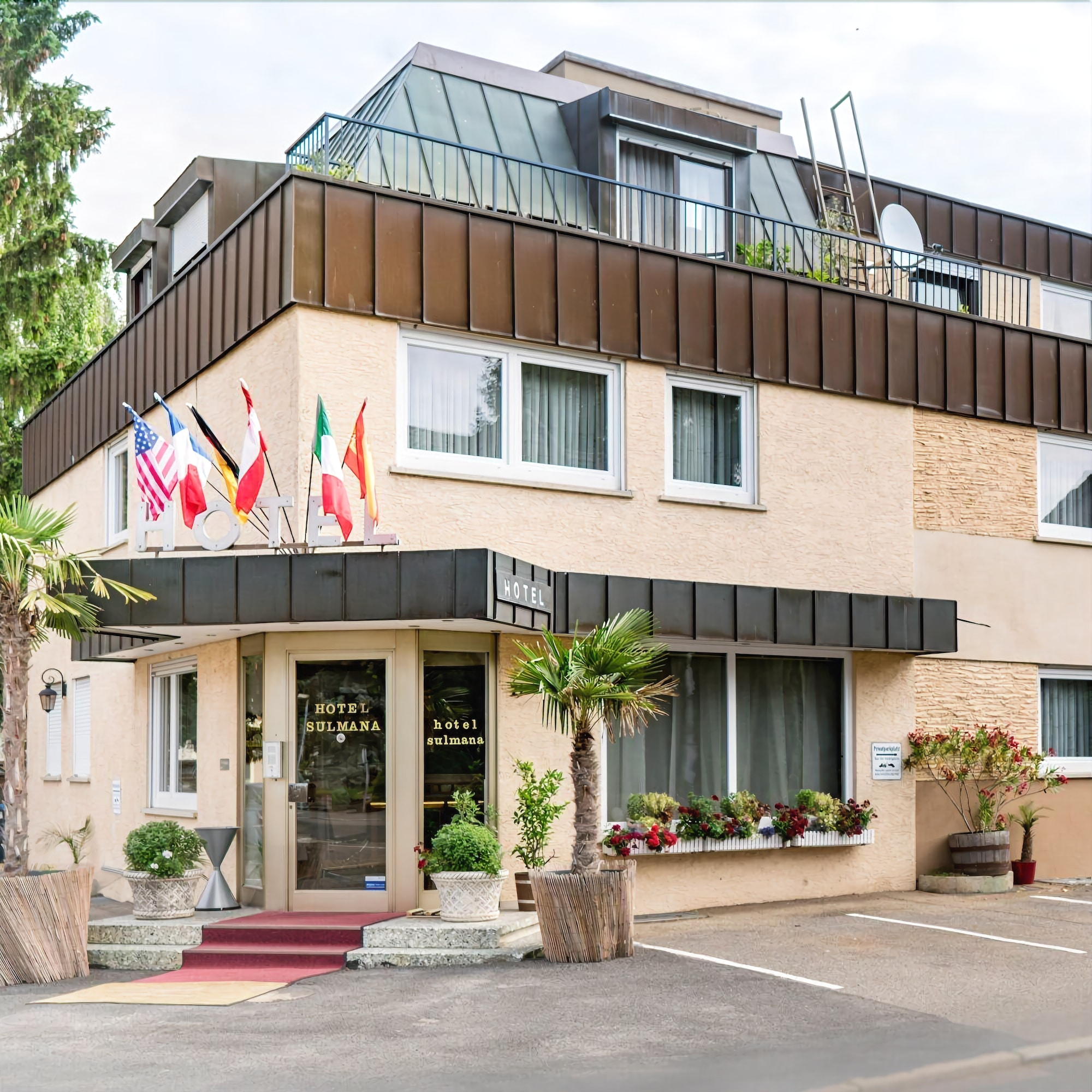 Hotel Villa Sulmana, Heilbronn